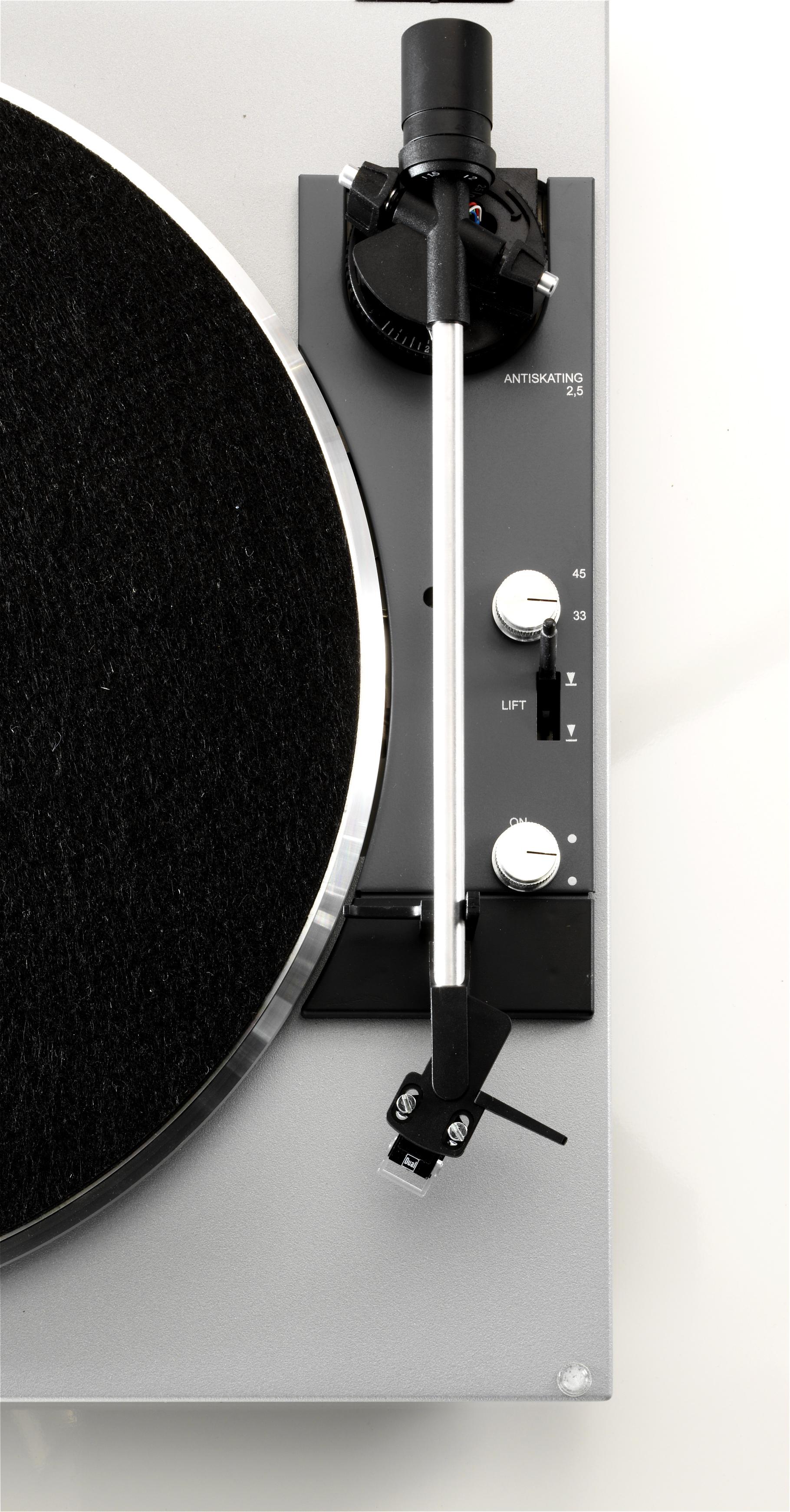 Картинки по запросу Dual CS 420 Black