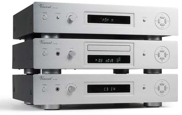 VINCENT Onsetline CD-400 & SV-400 & STU-400